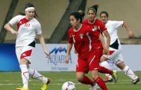 إعلان المنتخبات المتأهلة للدور الثاني بالتصفيات النسوية