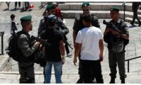 الاحتلال يمنع الرجال دون سن الخمسين من دخول البلدة القديمة في القدس