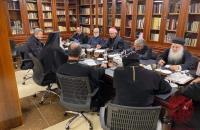رؤساء الكنائس يقرون التدابير الاحترازية لإقامة الصلوات