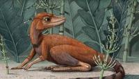اكتشاف ديناصور بحجم الهاتف المحمول