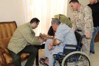الخدمات الطبية تقيم يوماً طبياً للمسنين