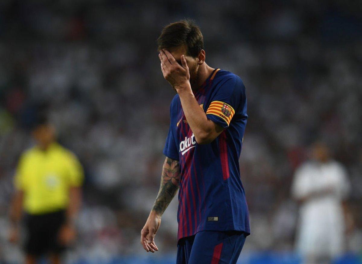 تقارير: ميسي سيغادر برشلونة إذا لم تحدث تغييرات