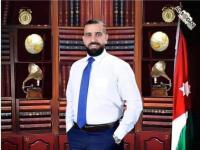 """الدكتوراه بامتياز مع مرتبة الشرف  لـ """"احمد سالم اربيحات"""""""