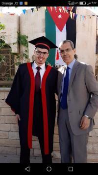 محمد وليد الجلاد .. مبروك التخرج