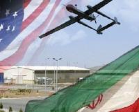 ايران تسقط طائرة اميريكية