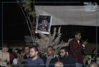 أهالي البقعة يحتجون للإفراج عن المعتقلين السياسيين -صور