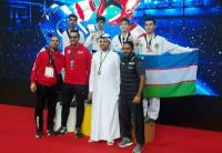 منتخب الناشئين يظفر بثماني ميداليات في بطولة الفجيرة للتايكواندو