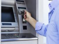 محاولة سرقة وعبث صراف آلي في عمان