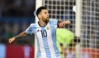 ميسي يعادل النتيجة امام الباراغواي