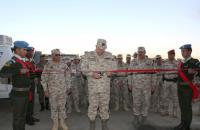افتتاح مباني جديدة في قيادة سلاح الهندسة الملكي
