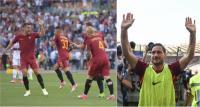 روما يودع توتي بفوزٍ مثير على جنوى
