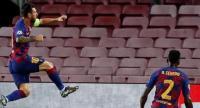 برشلونة يتغلب على نابولي ويبلغ ربع النهائي