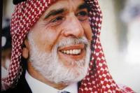 استذكار الملك الراحل الحسين بن طلال