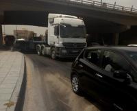 تحذير للسائقين على اتوستراد عمان - الزرقاء