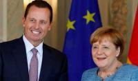 ضغوطات امريكية على المانيا بشان العقوبات الايرانية
