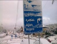 هل تتساقط الثلوج على الأردن الاسبوع القادم ؟