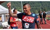 نابولي يعلن غياب لاعبه آلان عن مواجهة ريال مدريد