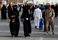 سعودي دعا لحرق النقاب والسلطات تحقق