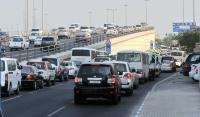 تشغيل مكيفات في شوارع قطر للتغلب على الحرارة