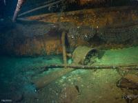 العثور على سفينة مفقودة منذ الحرب العالمية