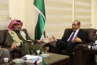 جمعية المركز الاسلامي يمول 868 مشروع