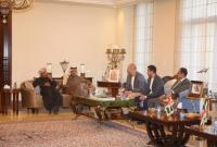 سفراء الخليج في الأردن على مائدة الديحاني - صور
