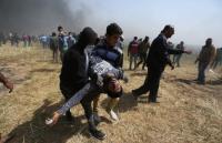 19 جريحا في غزة اثر اعتداء الاحتلال
