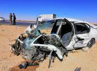 5 إصابات بحادث تصادم في الكرك