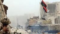 السراج يرفض التفاوض لإنهاء الحرب في ليبيا