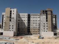 لا انهيارات في مستشفى السلط الجديد