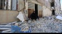 336 هزة أرضية خلال الأيام العشرة الأخيرة في ايران