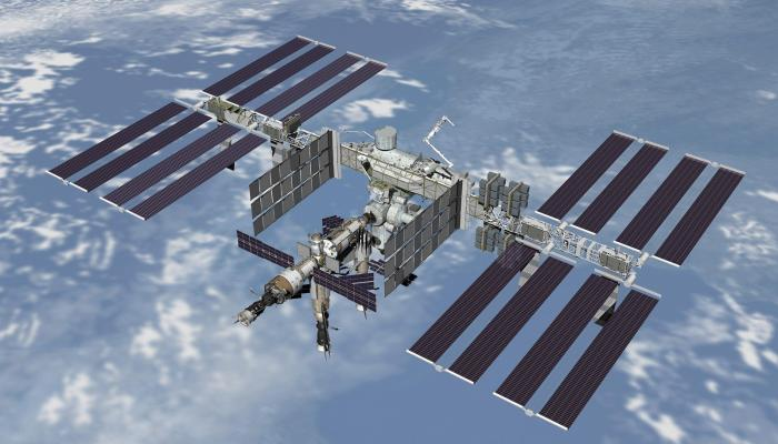 رصد تسرب هواء في محطة الفضاء الدولية