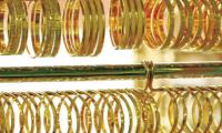 غرام الذهب ينخفض 40 قرشا