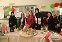 الطلبة العمانيين في جامعة البترا يحتفلون بعيدهم الوطني التاسع والأربعين لبلدهم