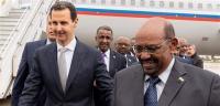 عمر البشير في دمشق ..  ومحادثات مع الأسد