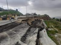 الاشغال: لا موعد محدد لإنهاء اعمال طريق البحر الميت