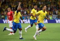 استدعاء بدلاء كوتينهو ومارسيلو للمنتخب البرازيلي