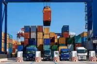 %8.1 نسبة ارتفاع الصادرات الوطنية