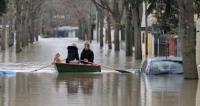 ارتفاع حصيلة فيضانات فرنسا إلى 13 قتيلا
