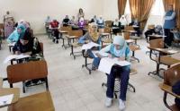8596 طالب ينهون امتحانات الثانوية العامة