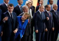 بدء القمة الدولية حول ليبيا في برلين