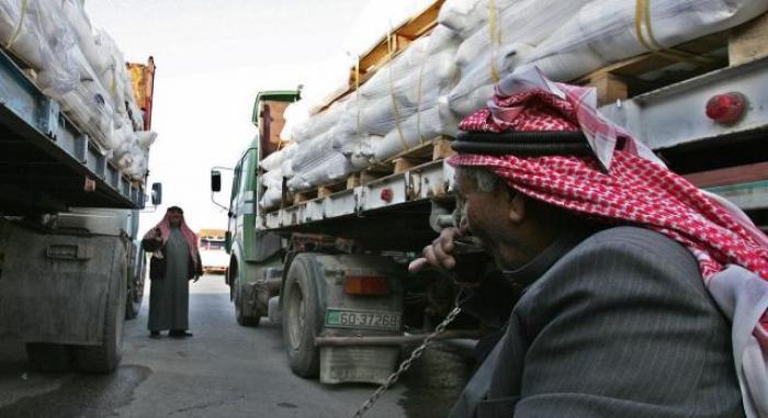 إلغاء الحجر الإلزامي لسائقي الشاحنات