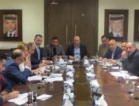 اجتماع لمناقشة ورقة السياسات للشركات الريادية والناشئة