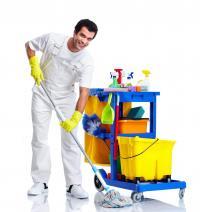 مطلوب عامل تنظيف