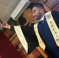 راشد جويعد  ..  مبارك التخرج