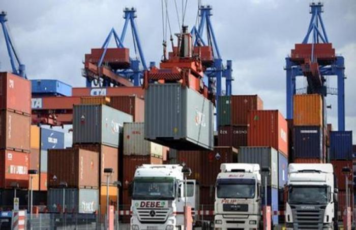 5346 مليون دينار قيمة الصادرات الوطنية في 11 شهرا