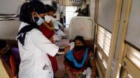 الهند تسجل اعلى معدل اصابات يومي بكورونا