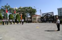 احتفالية تنزيل علم الثورة العربية الكبرى