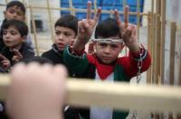 الأطفال الفلسطينيون عينات تجارب عسكرية لجيش الإحتلال !