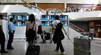 ماذا حدث لمسافر وشريكته سرقا الحقائب بمطار عربي؟